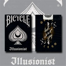 BICYCLE - ILLUSIONIST  Dark Deck Τράπουλα