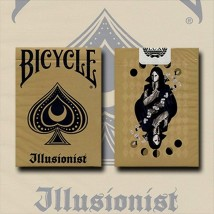 BICYCLE - ILLUSIONIST  Light Deck Τράπουλα