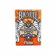 BICYCLE - Pluma Orange Τράπουλα