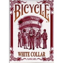 BICYCLE - White Collar Τράπουλα