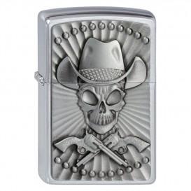 ZIPPO - Cowboy Skull Lighter GR9047