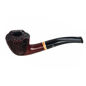 BRONICA – RC547 Cherry Rustic Tobacco Pipe
