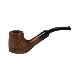 FARO – Smooth Brown Bent Tobacco Pipe