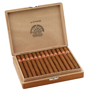 H. UPMANN - Sir Winston Cabinet cigarbox