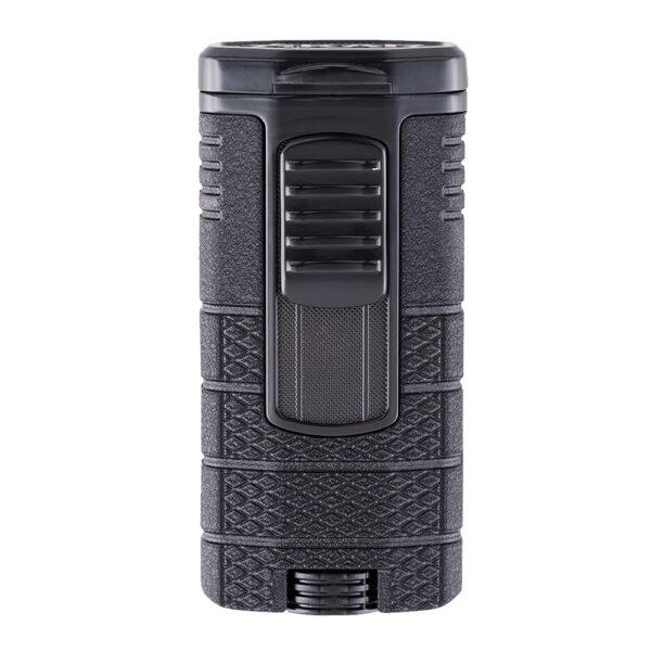 XIKAR – Tactical Triple Black on Black Lighter (553BK2)