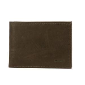 MARVEL – Dark Brown Leather Wallet (1-46700206)