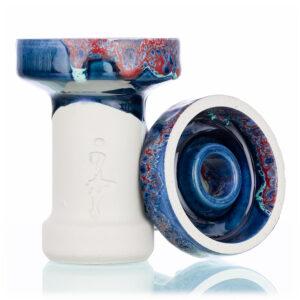 BIGGIE – Hookah Ceramic Base Shorty Plasma Phunnel
