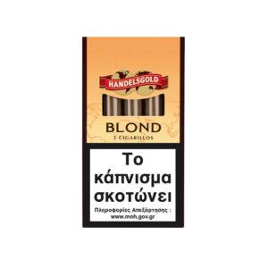 HANDELSGOLD – Cigarillos Blond 5's (Vanilla)
