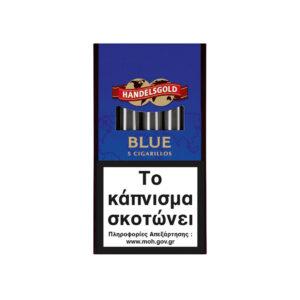 HANDELSGOLD – Cigarillos Blue 5's (Choco)