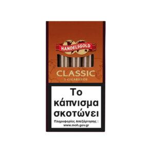 HANDELSGOLD – Cigarillos Classic 5's