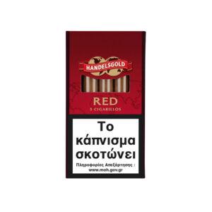 HANDELSGOLD – Cigarillos Red 5's (Cherry)