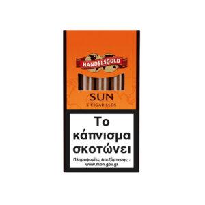 HANDELSGOLD – Cigarillos Sun 5's (Peach)