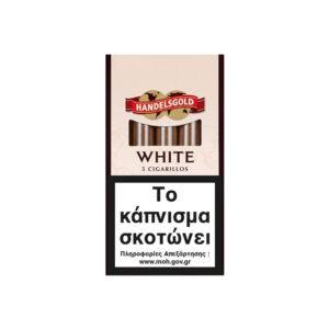 HANDELSGOLD – Cigarillos White 5's (Coconut)