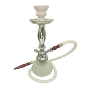 Single Glass Hookah 27cm (MS4815)