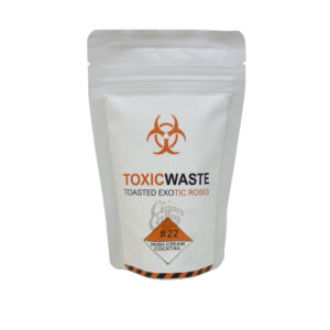 TOXIC WASTE – Shisha Flavor Irish Cream Coctail (#22) 100gr