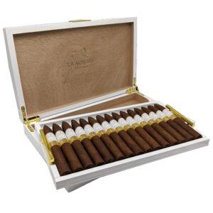 La Aurora - Family Reserve Fernando Leon Belicoso Limited Edition, cigarbox
